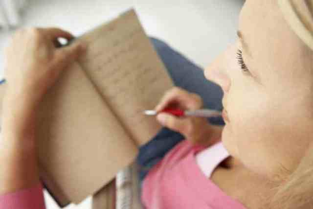 sobriety gratitude journaling