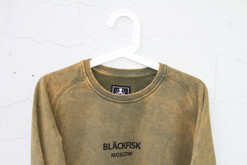Обзор мужской толстовки от российской марки «Blackfisk»