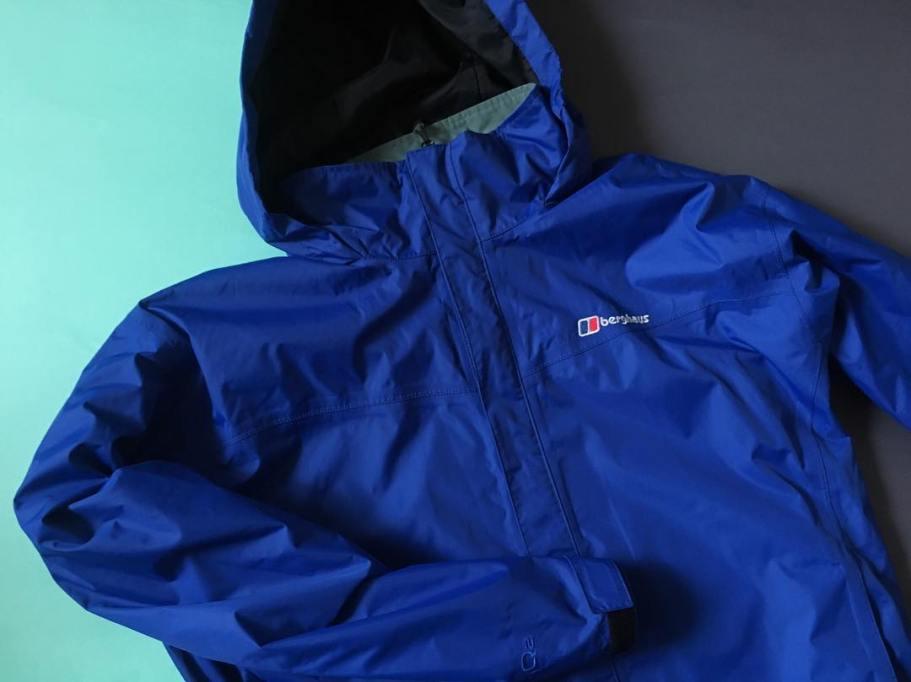 berghaus куртка