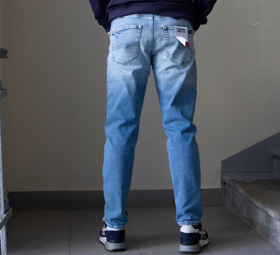 tommy джинсы