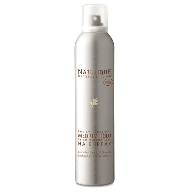 Natulique hair spray