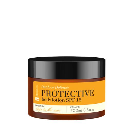 PHENOMÉ PROTECTIVE body lotion SPF 15 1