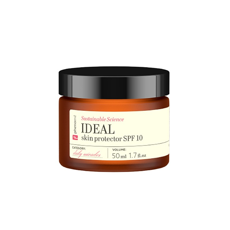 PHENOME IDEAL skin protector SPF 10 | SoBio Beauty Boutique