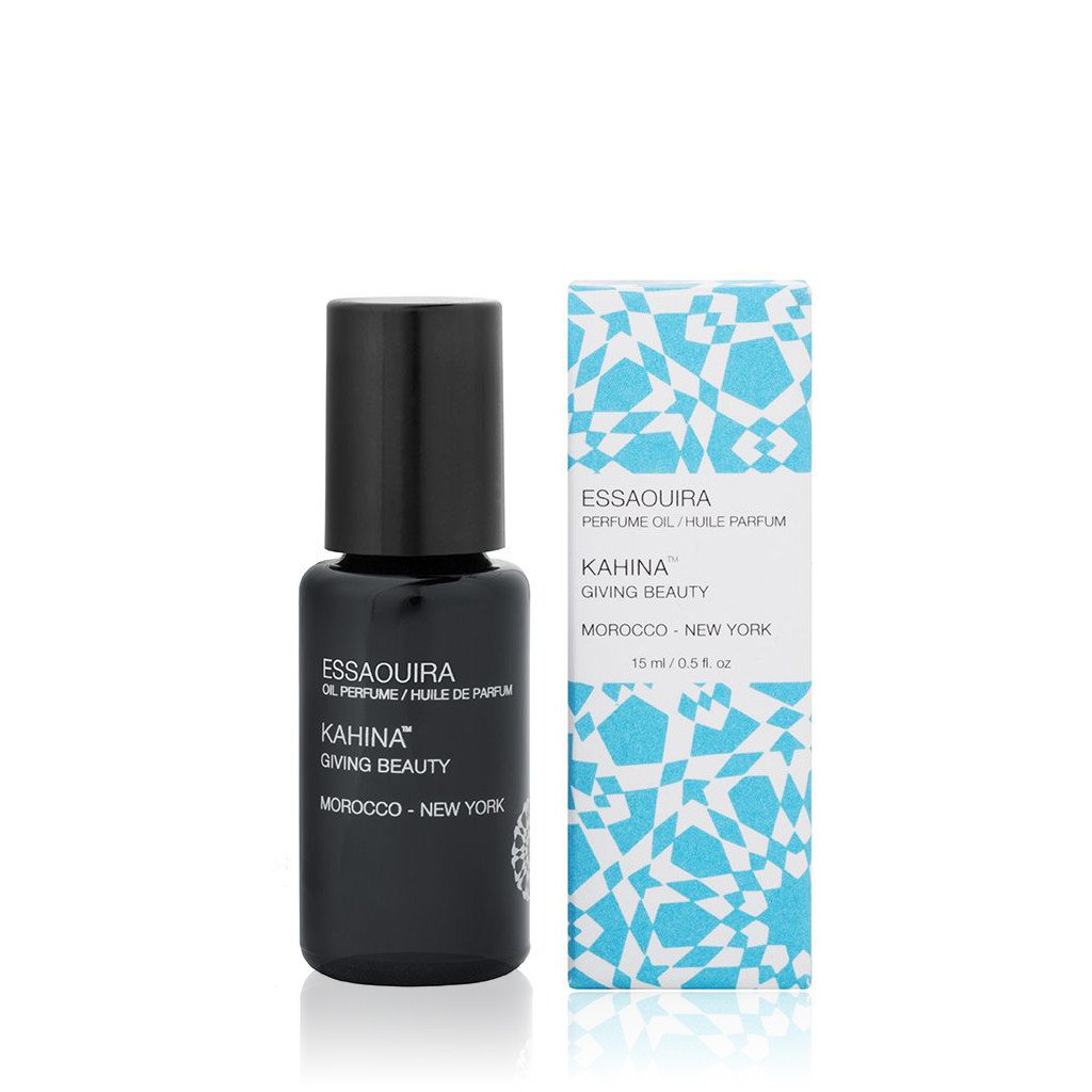 KAHINA GIVING BEAUTY ESSAOUIRA Perfume Oil | SoBio Beauty Boutique