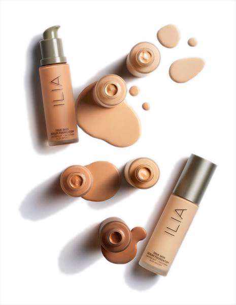 ILIA BEAUTY True Skin Serum Foundation Próbki | SoBio Beauty Boutique 1