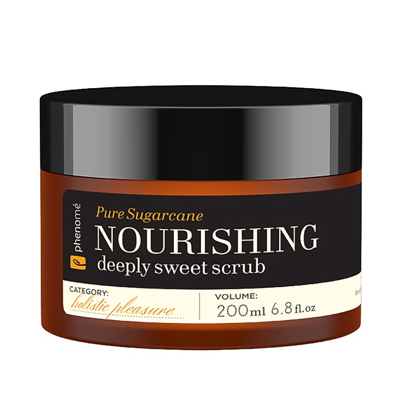 PHENOME NOURISHING deeply sweet scrub | SoBio Beauty Boutique