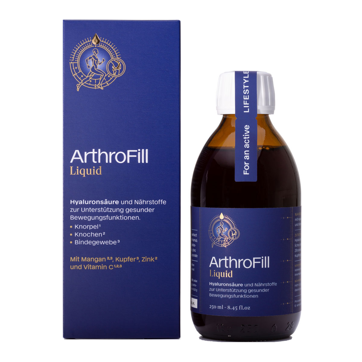 ARTHROFILL® Liquid _ Kwas hialuronowy do picia _ SoBio Beauty Boutique