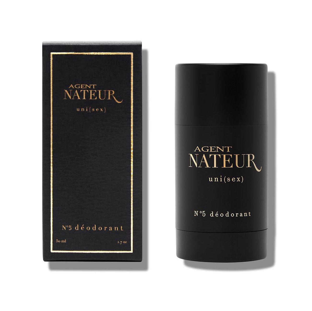 AGENT NATEUR Unisex No.5 Dezodorant naturalny   SoBio Beauty Boutique 2