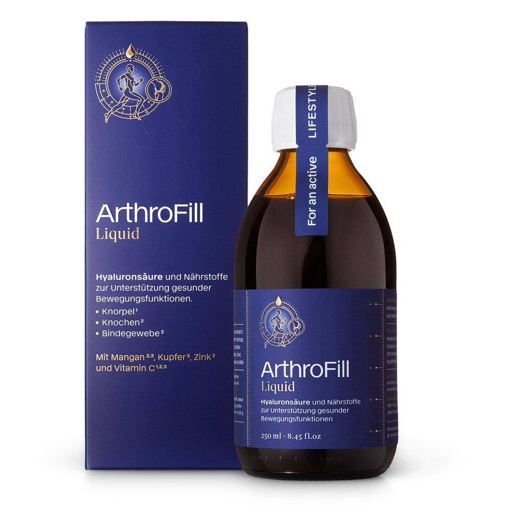 ARTHROFILL® Liquid | Hyaluron drink | SoBio Beauty Boutique