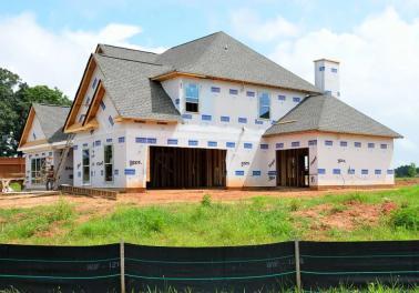 budowa, dom, ocieplenie
