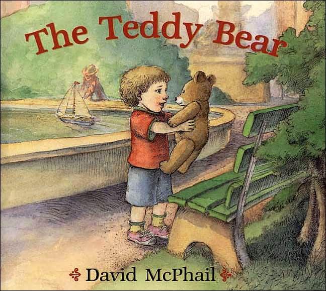 Медвежонок Тедди иллюстрация