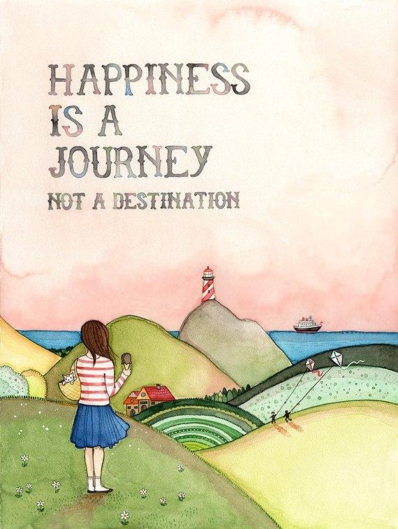 Жизнь это путешествие сочинение