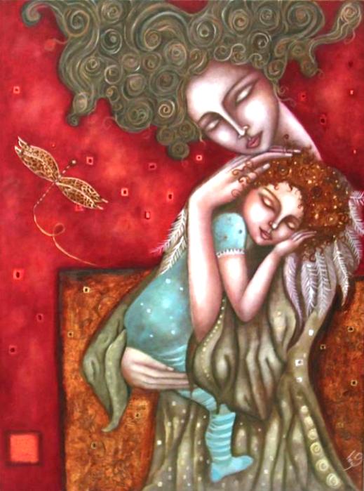 Иллюстрация: Ingrid Tusell Domingo