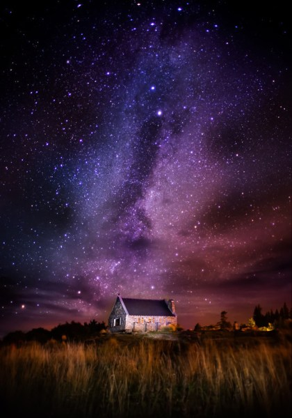 Trey Ratcliff - The Space Between-XL