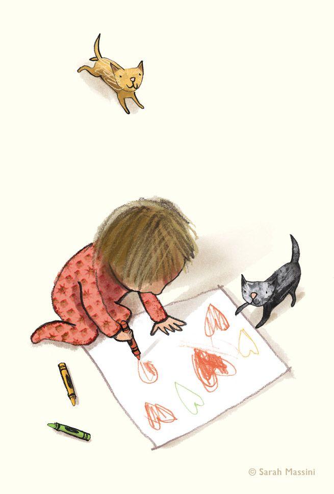 Иллюстрация: Sarah Massini