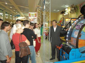 """Фото тренинга """"Академия эффективных развлекательных центров"""" в Киеве 2010"""
