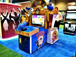 Pirates of Monster Island на выставке IAAPA