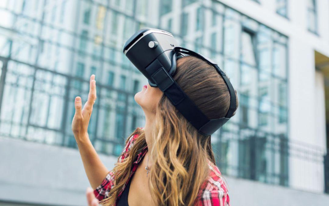 виртуальная реальность аттракцион клуб