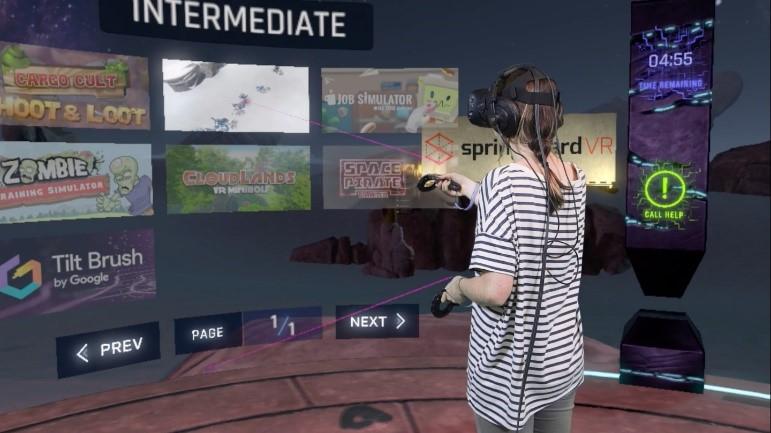 Эффект погружения в виртуальную реальность