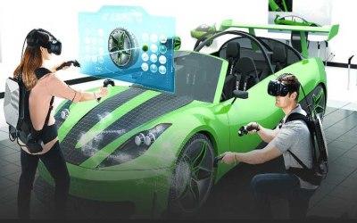 Как выбрать VR-рюкзак чтобы открыть клуб виртуальной реальности