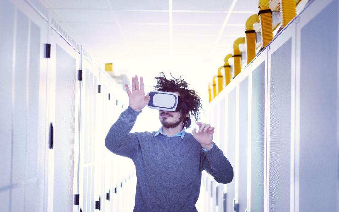 кафе виртуальной реальности