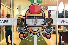 кафе виртуальной реальности 1