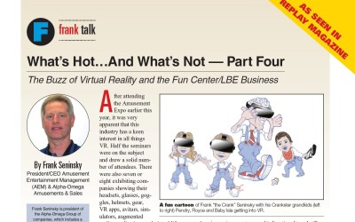 Тренды и новинки VR индустрии