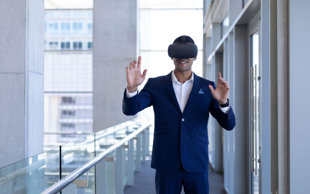 виртуальная реальность для бизнеса