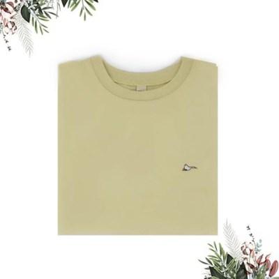 T-shirt femme blanc sobo, écoresponsable et made in France. En piqué de coton bio
