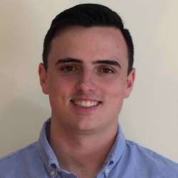 Luke McGoldrick – Gradute Student