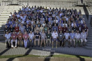 GRC Ion Channels group photo