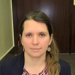Maria Yelshanskaya – Research Assistant and Lab Manager