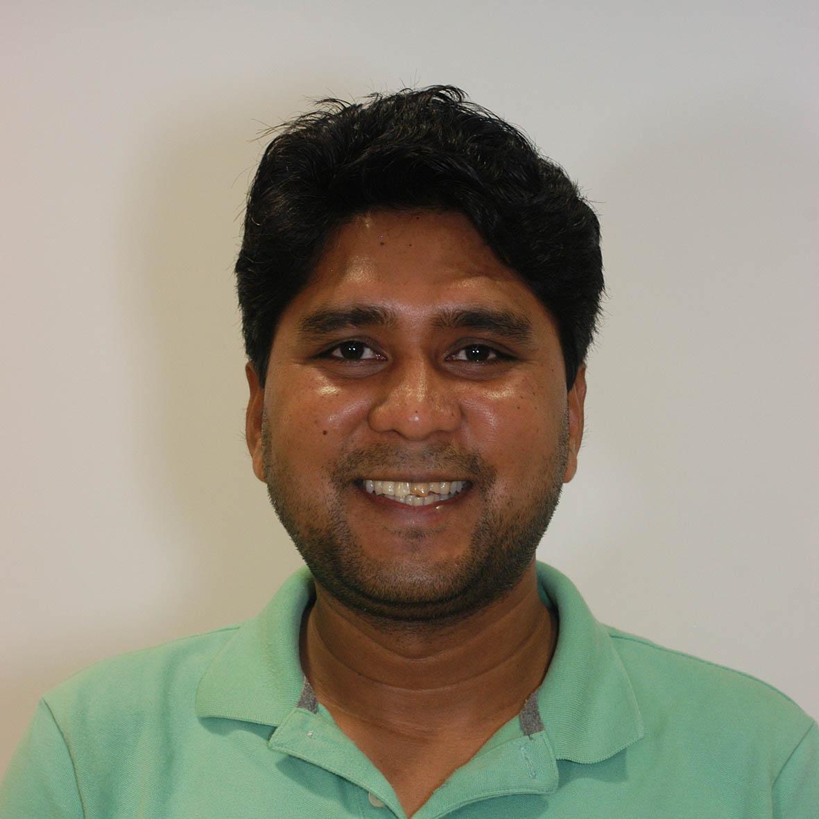 Shanti Pal Gangwar – Post-doctoral Research Scientist