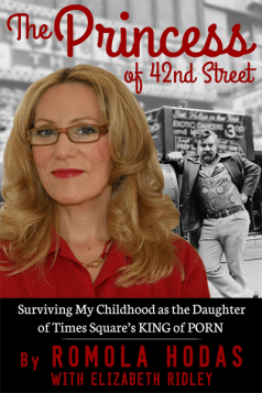 The Princess of 42nd Street - Surviving My Childh-large