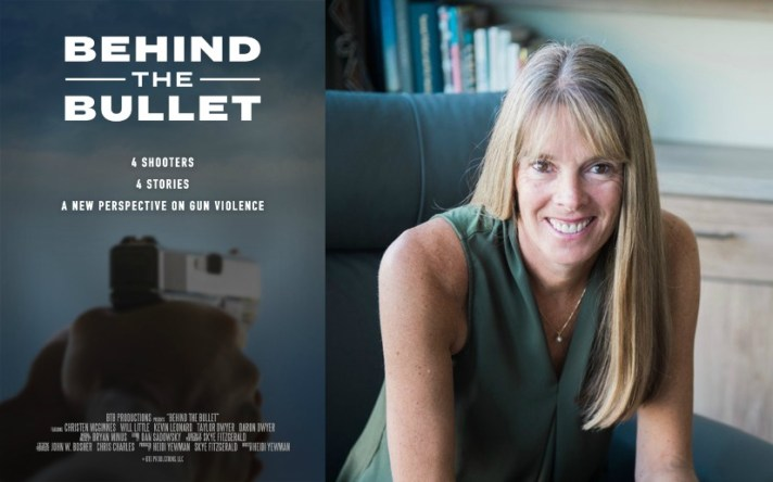 BEHIND THE BULLET AND HEIDI