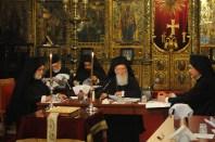Совещание «нео-пентархии». Стамбул, 1-2 сентября 2011 г.