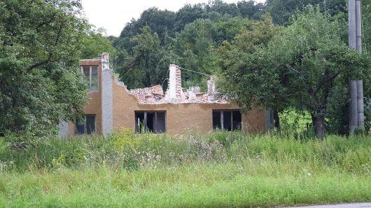 strašidelný dom
