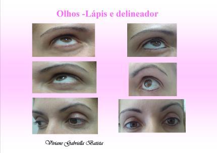 Micropigmentação Olhos