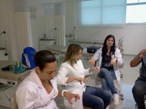 curso depilação com linha senac