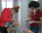 Curso de Design de sobrancelhas e depilação com Linha