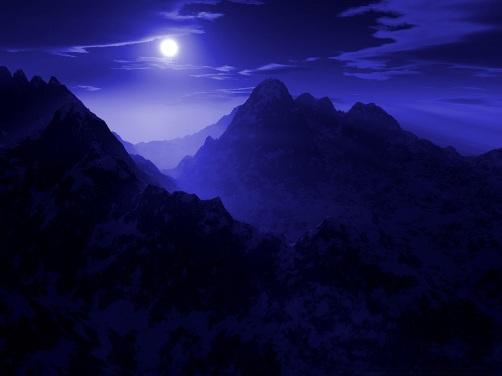 Iluminas mi constante búsqueda de lugares solitarios y recónditos