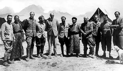 Expedición nazi al Tibet