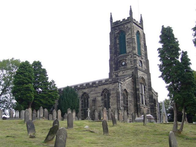 Saint Giles en Cheadle