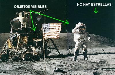 Resultado de imagen para imagenes el hombre no llegó a la luna
