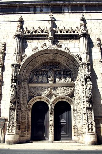 Iglesia de Nossa Senhora da Conceicao Velha en Baixa