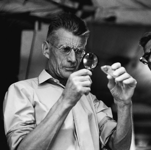 Diez frases míticas de Samuel Beckett