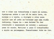 Nelson Brissac Peixoto, no livro Paisagens Urbanas, página 32