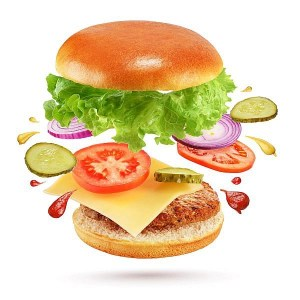 Componi il tuo Hamburger