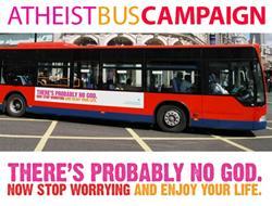 Una provocadora campaña atea causa furor en el Reino Unido