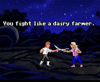 Pic 6 - You fight like a dairy farmer